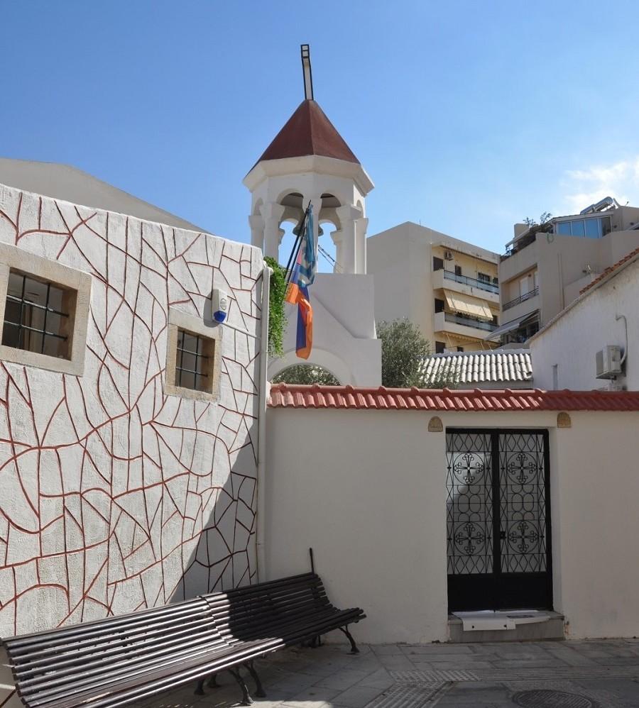 Церковь Сурб Ованес, основанная в 1669 году | cretanbeaches.com