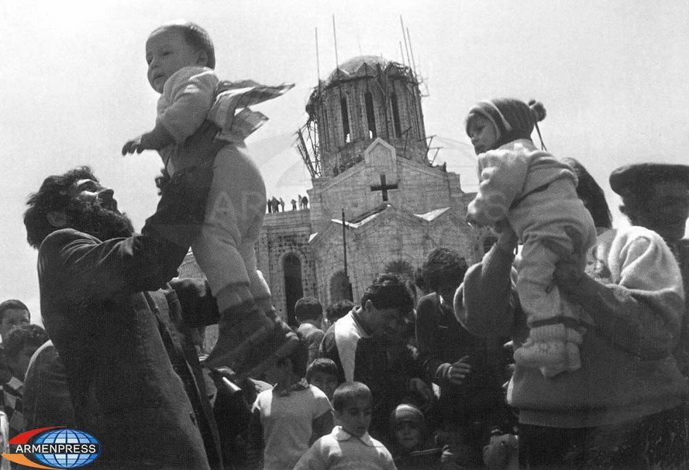 Взятие Шуши стало переломным моментом в деле освобождения Арцаха ©Armenpress