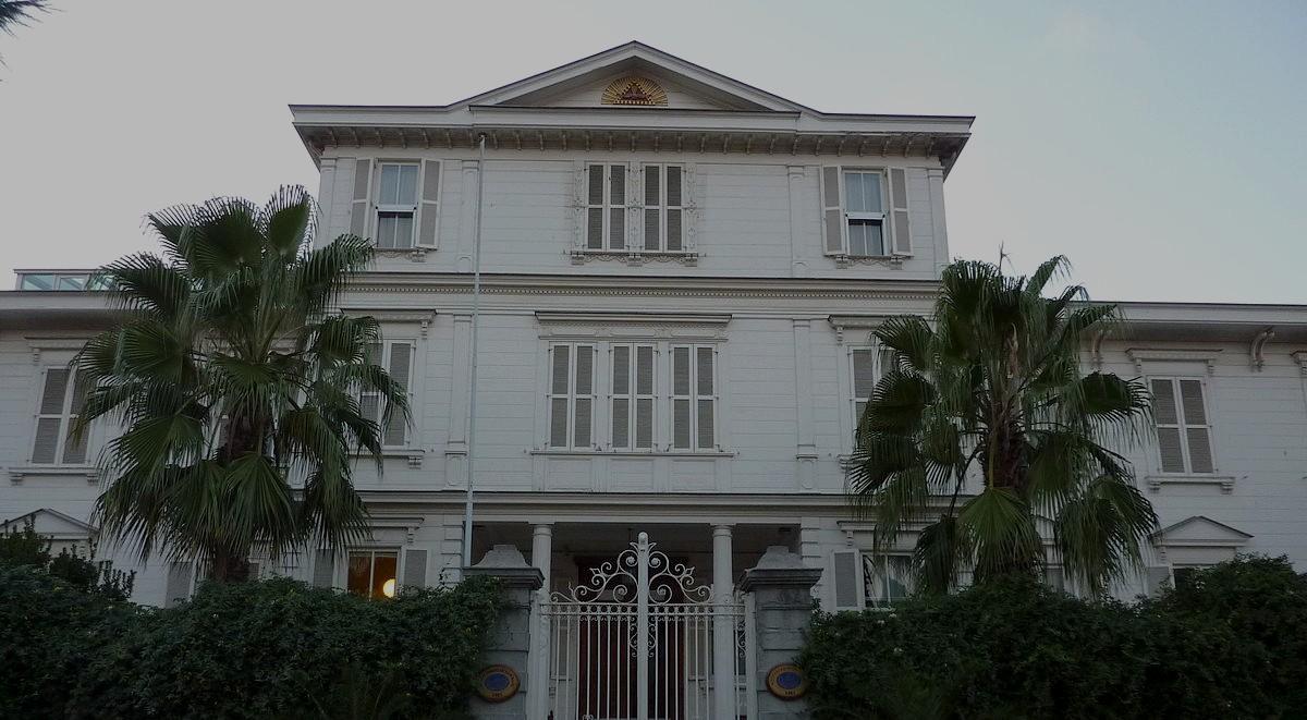 Резиденция Константинопольского патриарха ААЦ в Стамбуле | wikipedia.org