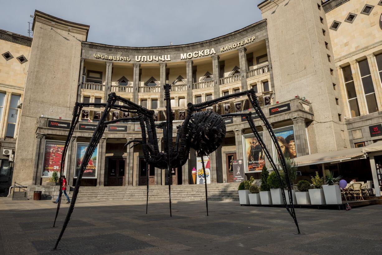 Кинотеатр «Москва» ǁ armeniadiscovery.com
