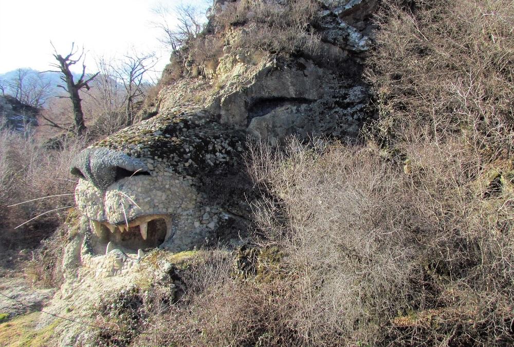Лев в Цовин Каре ©Евгения Филатова
