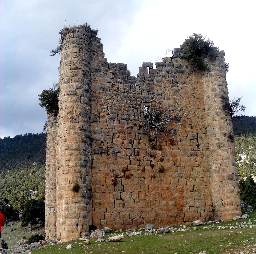 Крепость Синап | wikipedia.org