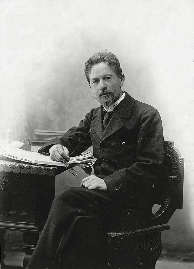 Антон Чехов, 1889 ǁ wikipedia.org