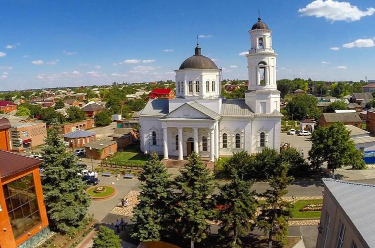 Храм святого Амбарцума ǁ dontourism.ru