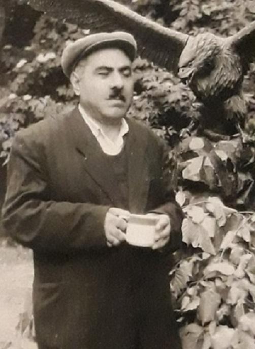 Меликсет Бадалович Мноян. Из личного архива Армена Мнояна