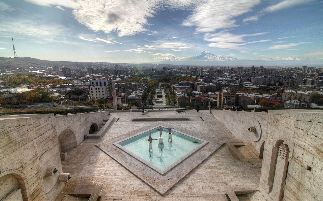 Ереван ǁ wikipedia.org