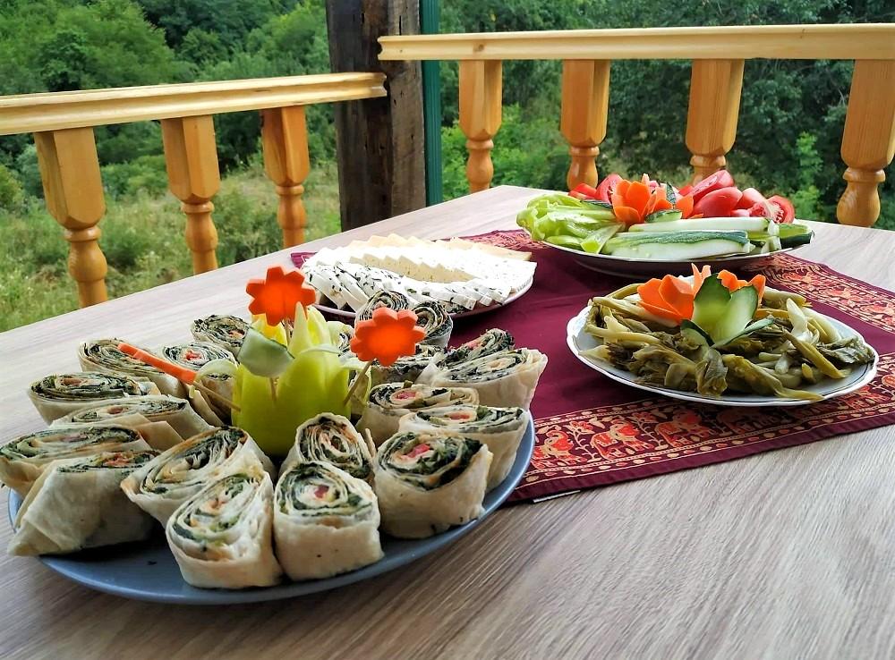 Лесной ресторан «Карапур» ©TimeLand