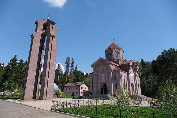 Армянская церковь в Ижевске | wikimedia.org