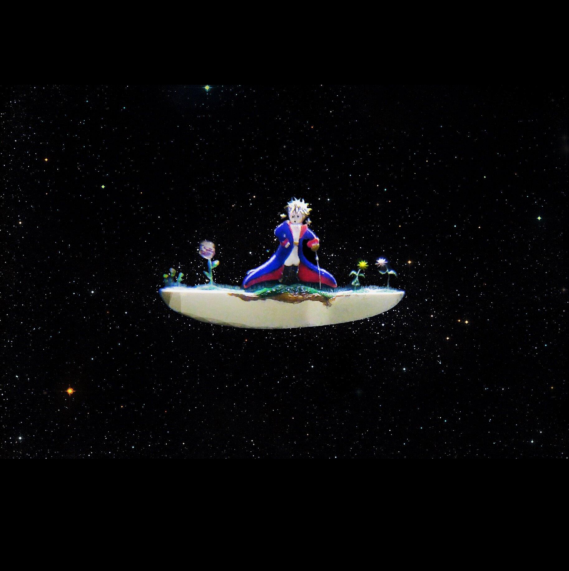 Микроминиатюра из полудрагоценных камней «Маленький принц» является самой крошечной в мире – высотой всего 0,8 мм. Выполнена за 4 месяца из более чем 50-ти деталей. Автор микроминиатюры – Эдуард Тер-Казарян-младший
