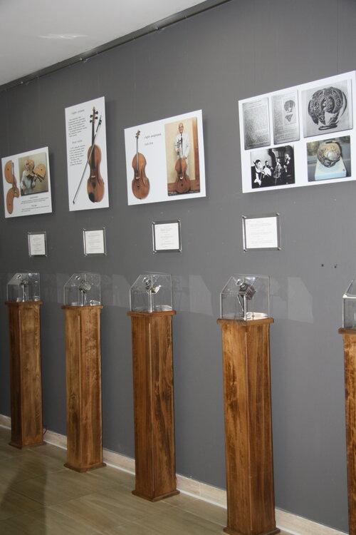 Выставочное пространство Музея «Микроискусство Тер-Казарянов». Фото: архив Эдуарда Тер-Казаряна-младшего