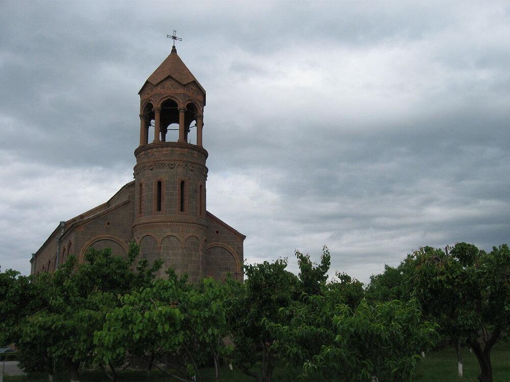 Церковь святого Месропа Маштоца ǁ wikimedia.org