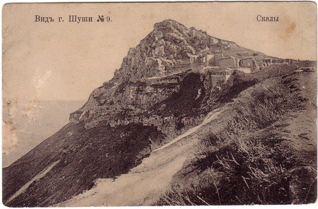 Крепость Шуши. Источник: teleqraf.com