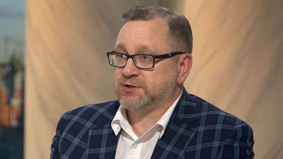 Военкор Юрий Петрович Котенок. Фото: Царьград ТВ