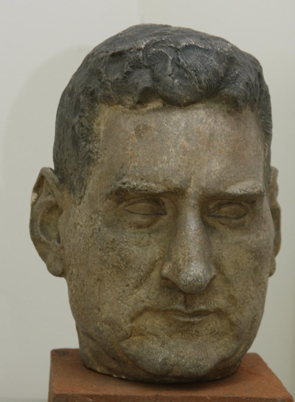 Акоп Гюрджян. Портет М. Сарьяна, 1917 год. Из собрания    Национальной галереи Армении