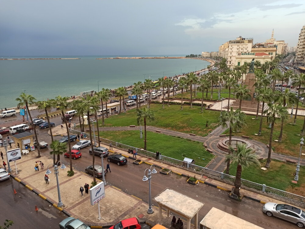 Набережная Александрии. Фото:  «Антитопор»