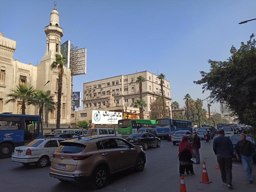 Проспект Рамзеса. Фото:  «Антитопор»