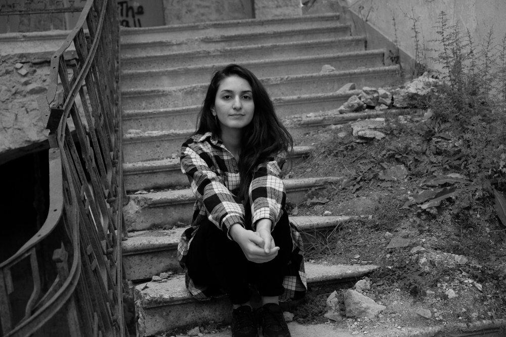 Фото из архива Лики Захарян