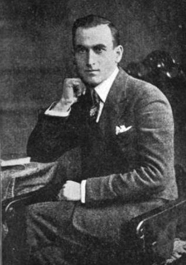 Согомон Тейлирян в 1921 году. Фото: wikipedia.org