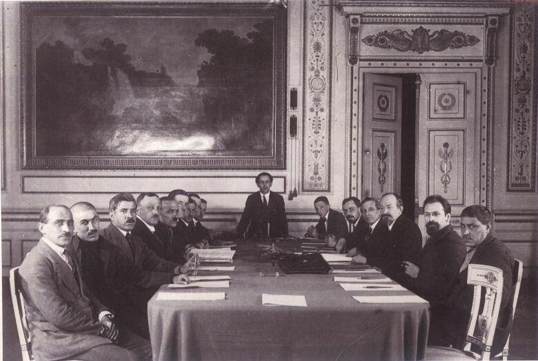 Подписание Московского договора. Фото: wikipedia.org