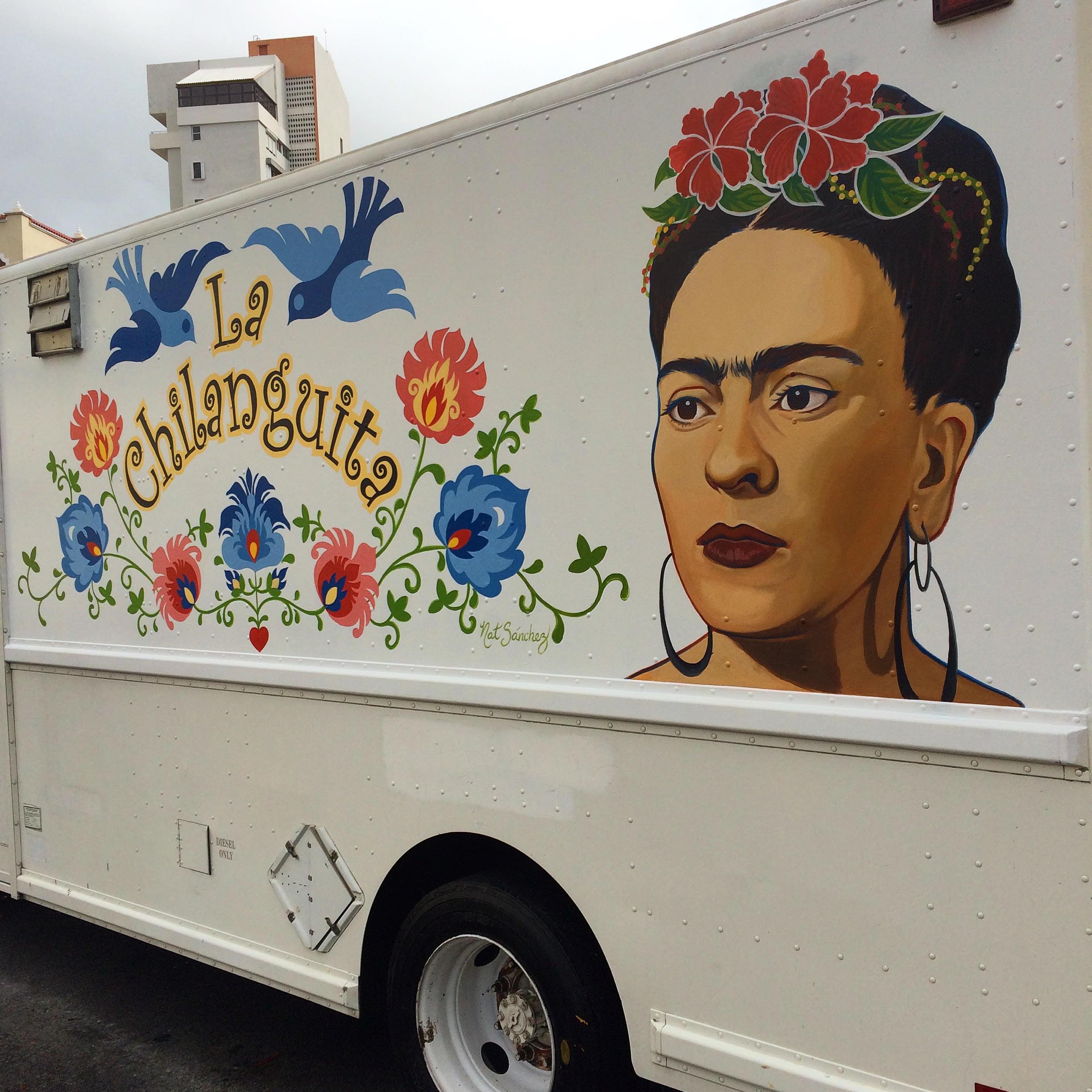 La Chilanguita Food Truck (2017) - Miramar, PR