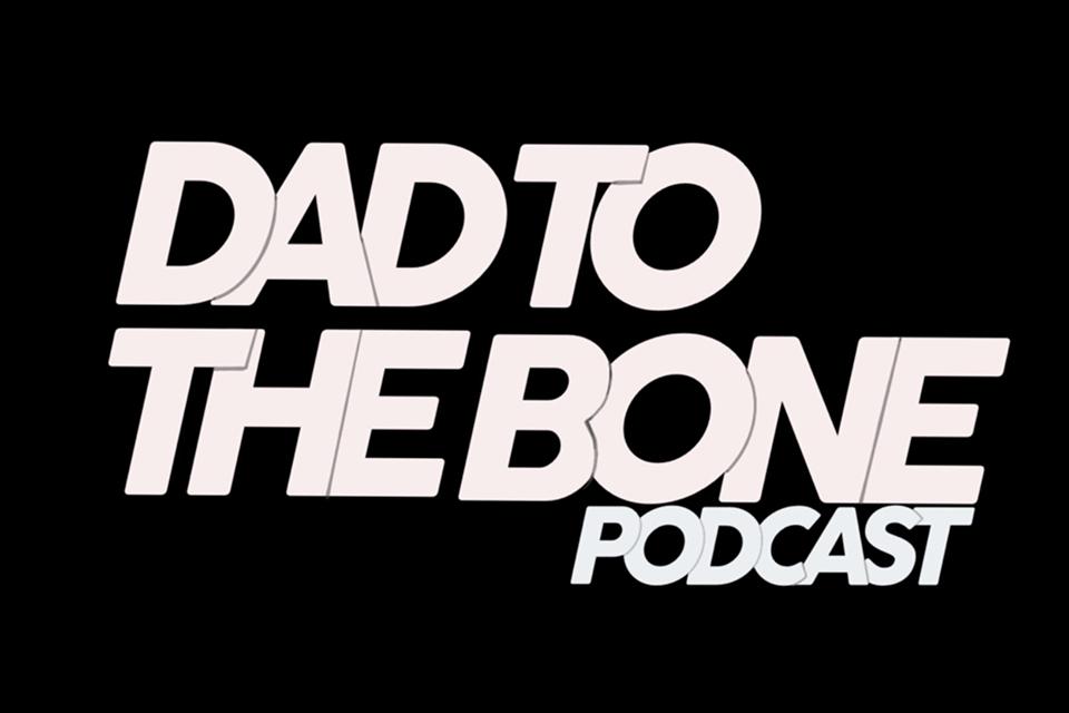 dad to the bone podcast logo
