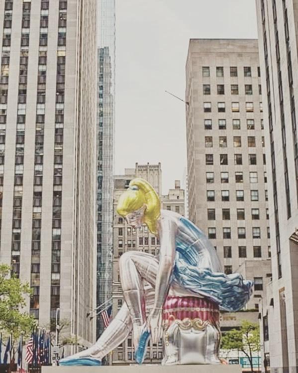 總是充滿著驚喜的🗽 #hellocities #hellonyc #nyctour #nycguide #many attan# 紐約深度旅遊 #紐約行程客製化 ##亞洲到紐約#ニューヨーク観光 #ニューヨークガイド#