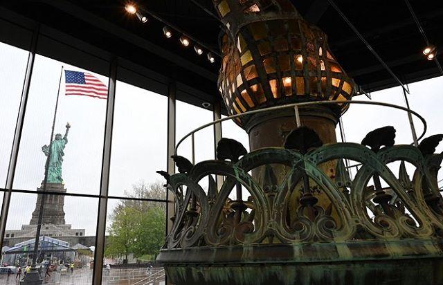 自由女神博物館🗽全新開放😎 #hellocities #hellonyc #nyctour #nycguide #statueoflibertymuseum #newopen#ニューヨーク観光 #ニューヨークガイド #亞洲到紐約 #紐約深度旅遊 #自由女神博物館#