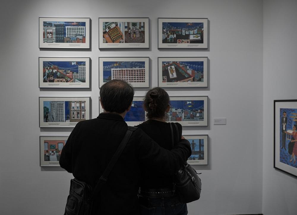 Michael Palma Mir Photographer SHCMAS Favela Ringgold Museum Opening 0049.jpg