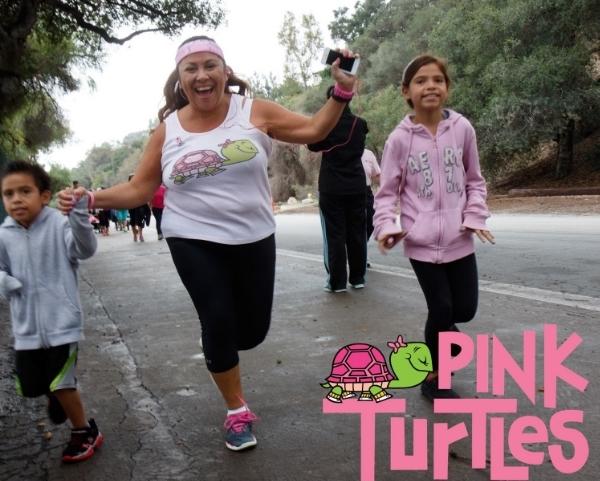 Pink Turtles Maria
