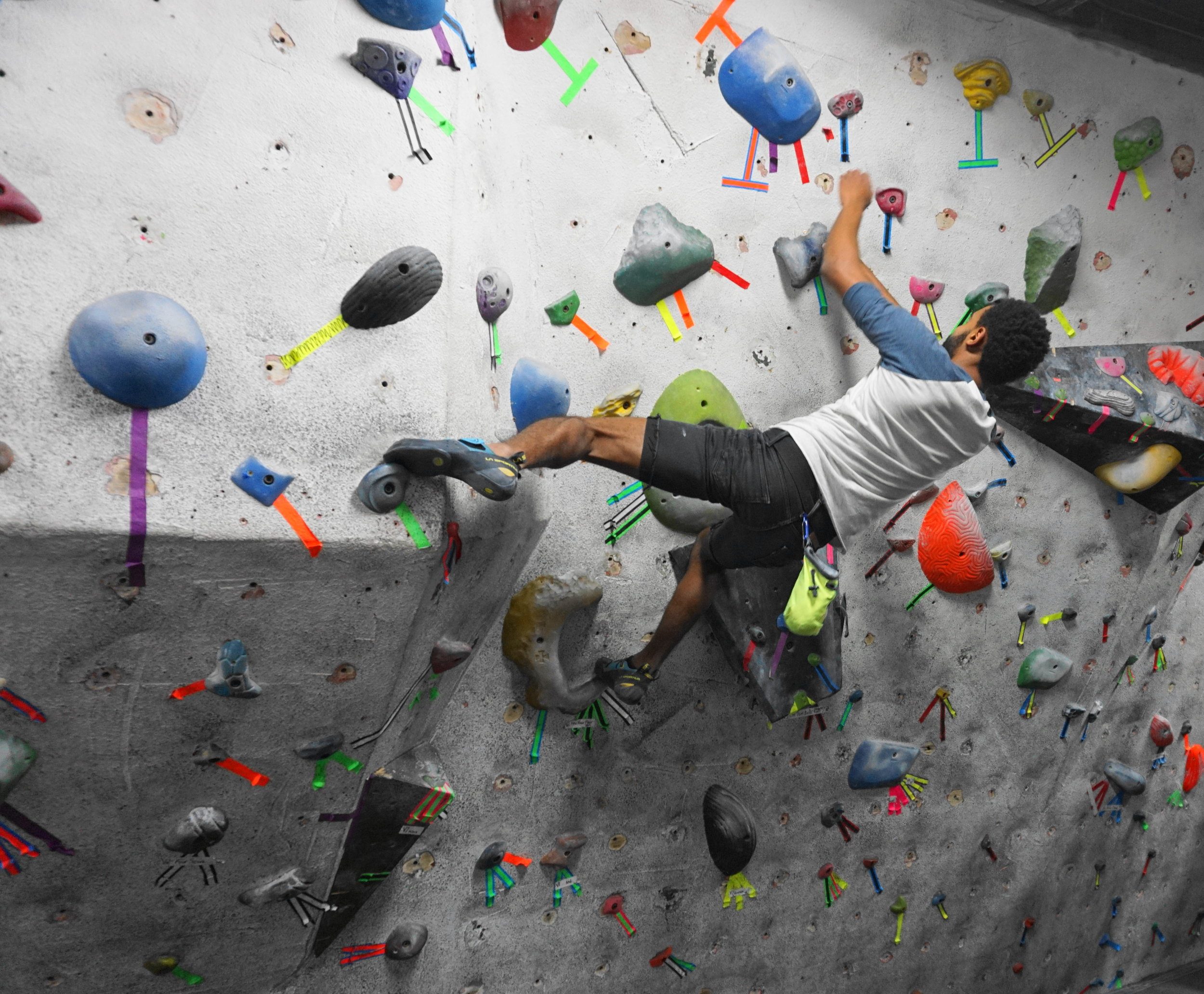 Climbing Gym in New Haven