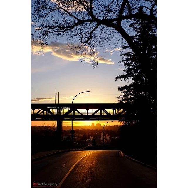 Long evenings are back at last! Is anyone else as excited as I am?   www.redlinephoto.ca   #explorealberta #travelalberta #exploreedmonton #yegphotography #edmontonmade #edmontonliving #highlevelbridge #yeg 