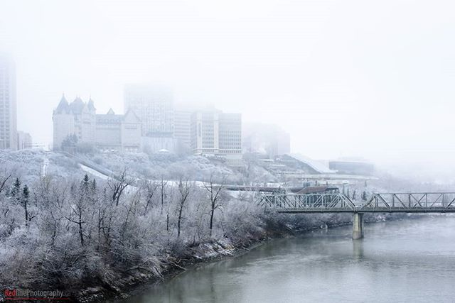 We're all over the endless winter but I don't think anyone can deny that the fog and ice sure look good on our river valley.   www.redlinephoto.ca   #edmonton #explorealberta #travelalberta #yegphotography #yegwx #yegrivervalley #yeggers #exploreedmonton