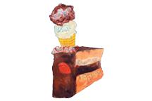 "Click image for ""Ice Cream and Cake"" lyric sheet"