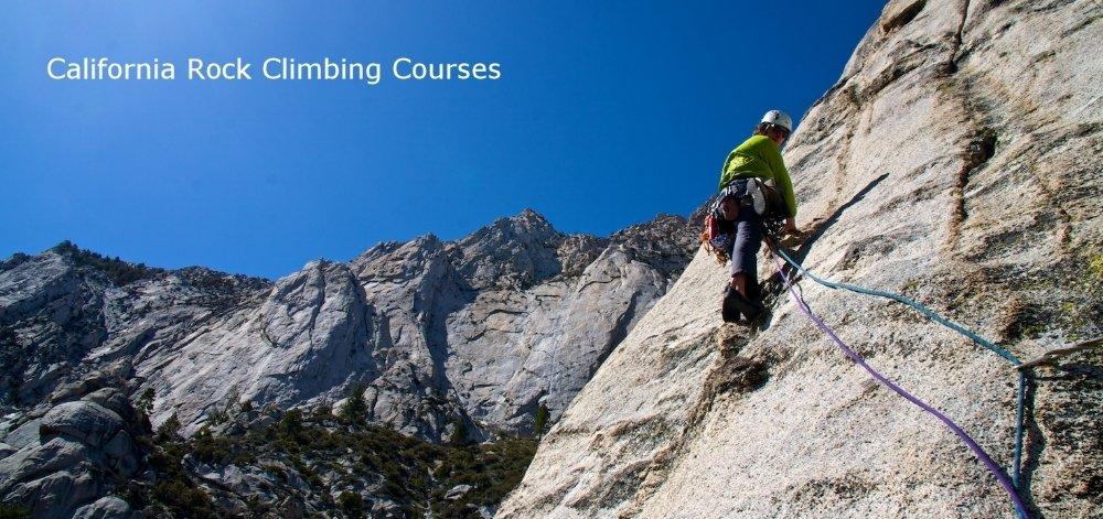 Rock Climbing Eastern Sierra