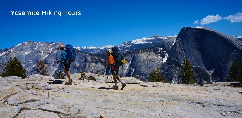 Hiking Yosemite Valley