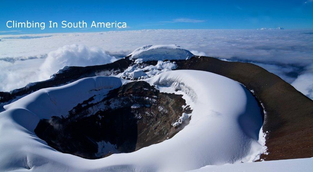 Mountaineering Ecuador