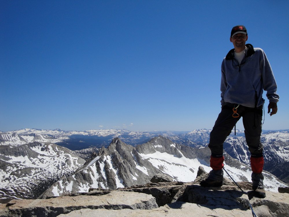 Summit of Matterhorn Peak