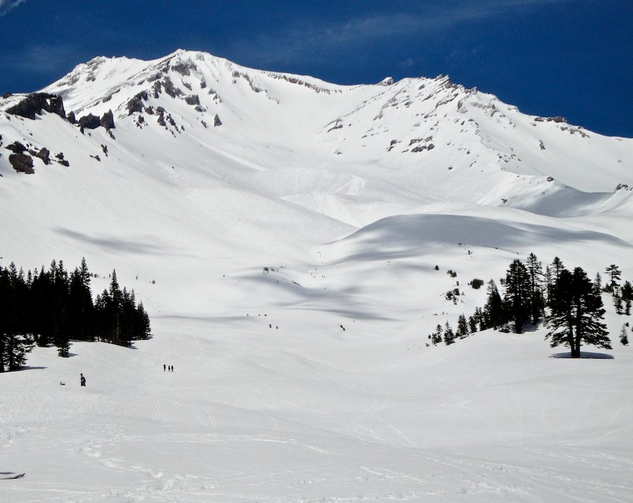 Mount Shasta Avalanche Gulch