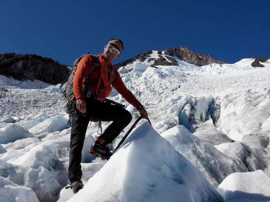 Hotlum Glacier Mount Shasta