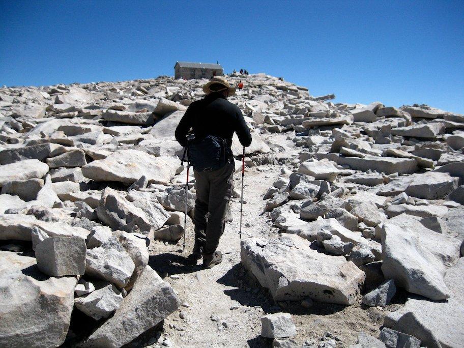 mount whitney summit