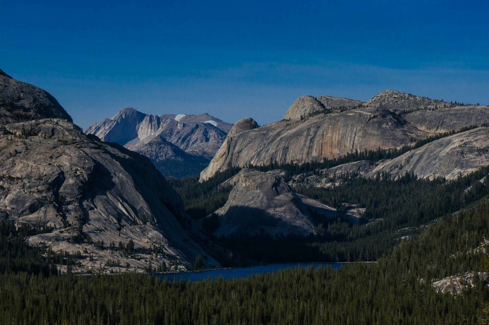 Tenaya Lake Yosemite High Country