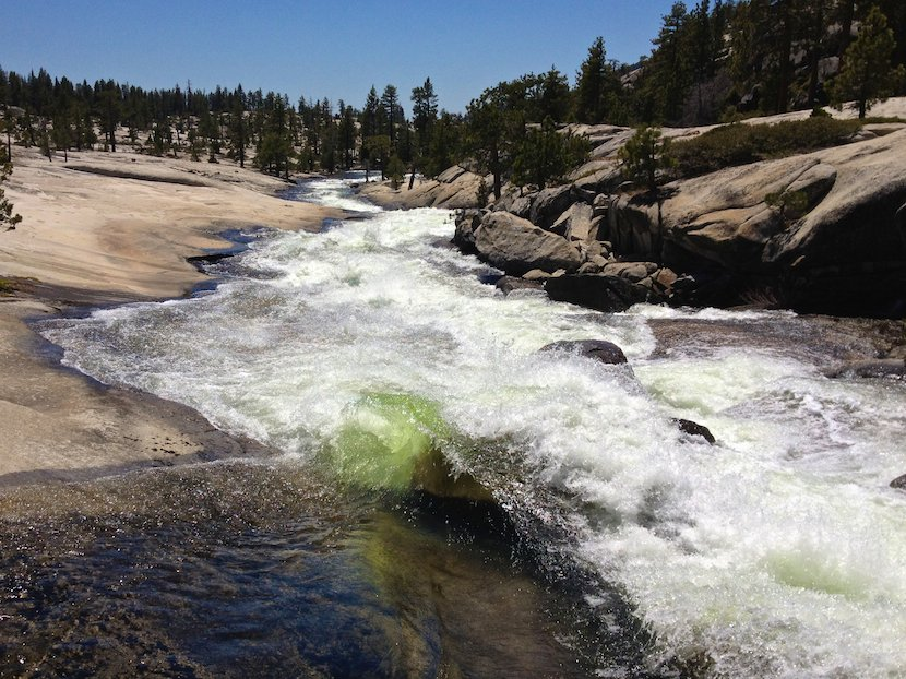 Yosemite High Country River