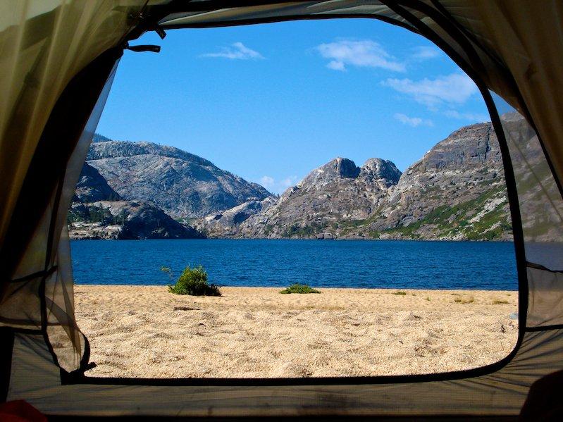 Benson Lake Camp