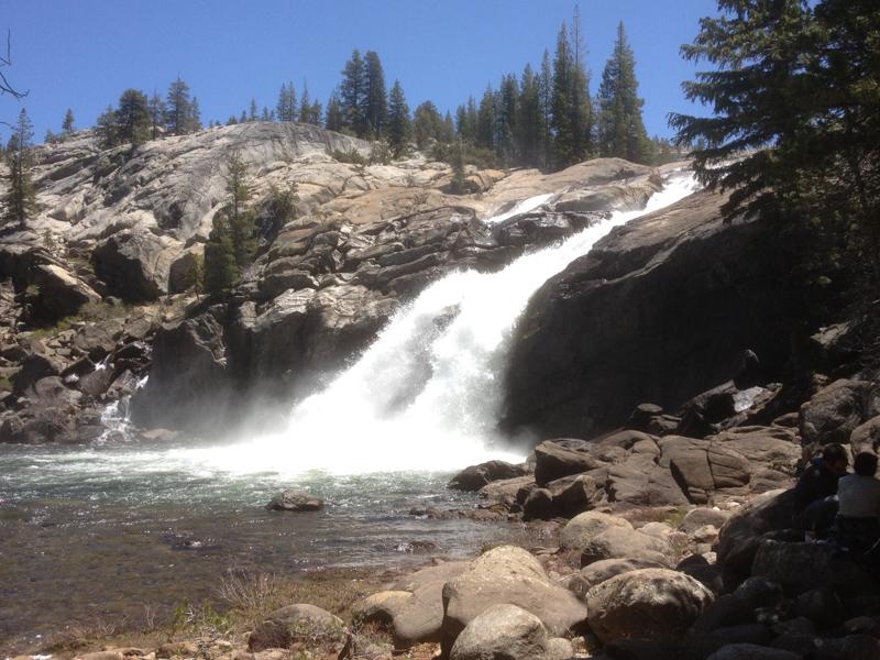 California Falls Tuolumne River