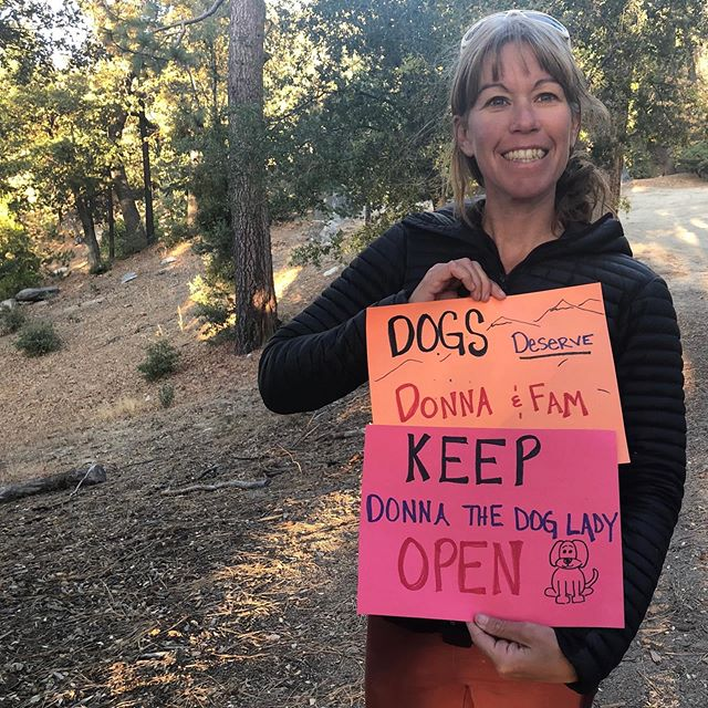 IAG supports our East Side dog boarding family! Keep Donna Mason the Dog Lady Open! @donnathedoglady #inyocounty #bishopcalifornia #doglovers #dogloversofinstagram #fightforwhatsright #voiceforthevoiceless