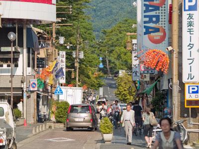Nara Streetlife