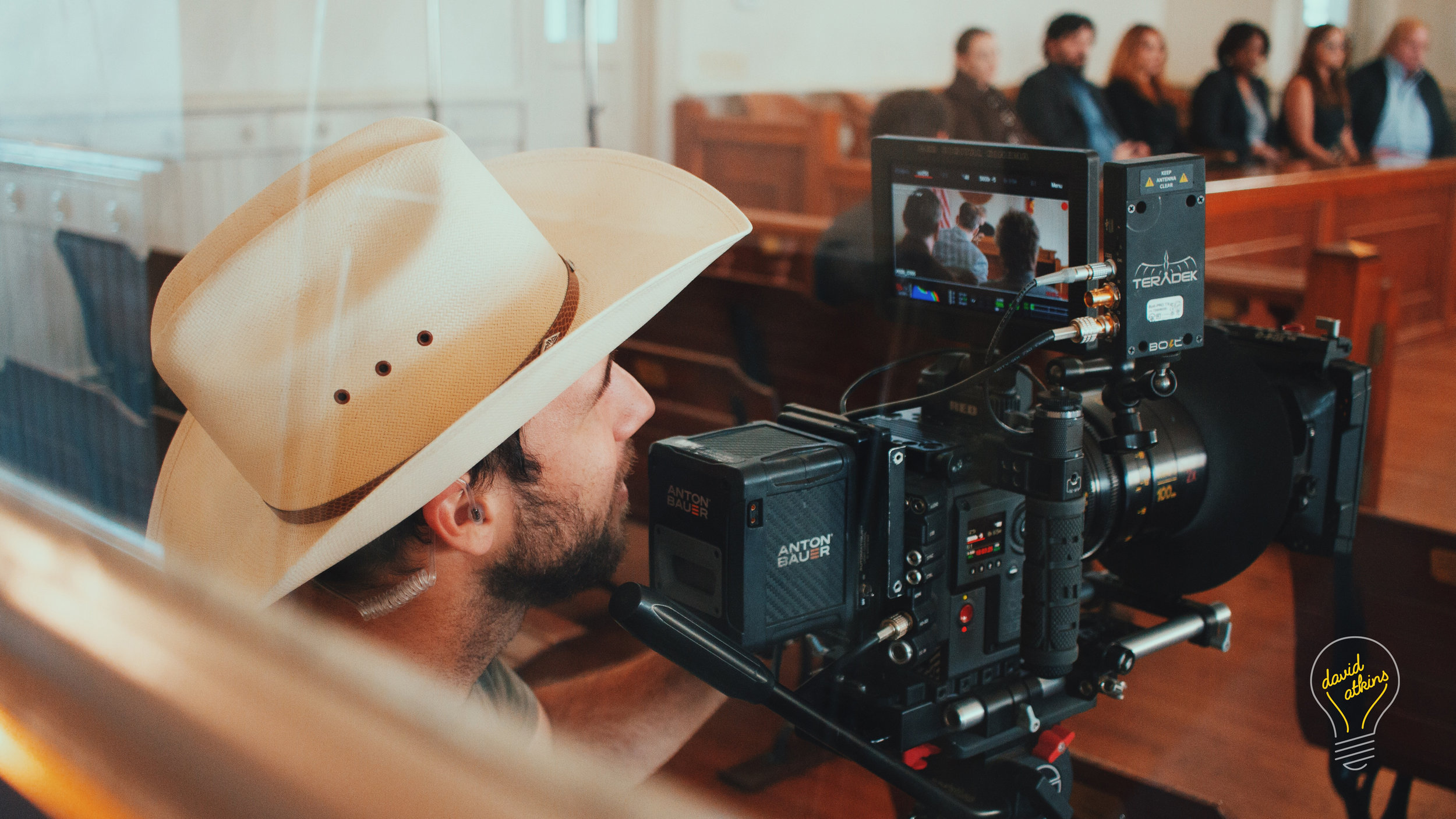"Cinematographer : Chris Bourke on ""Texas Cotton"""