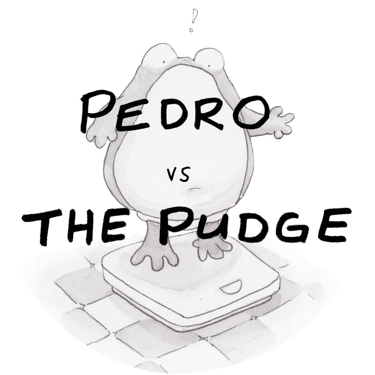 Pedro vs the Pudge button 2.png