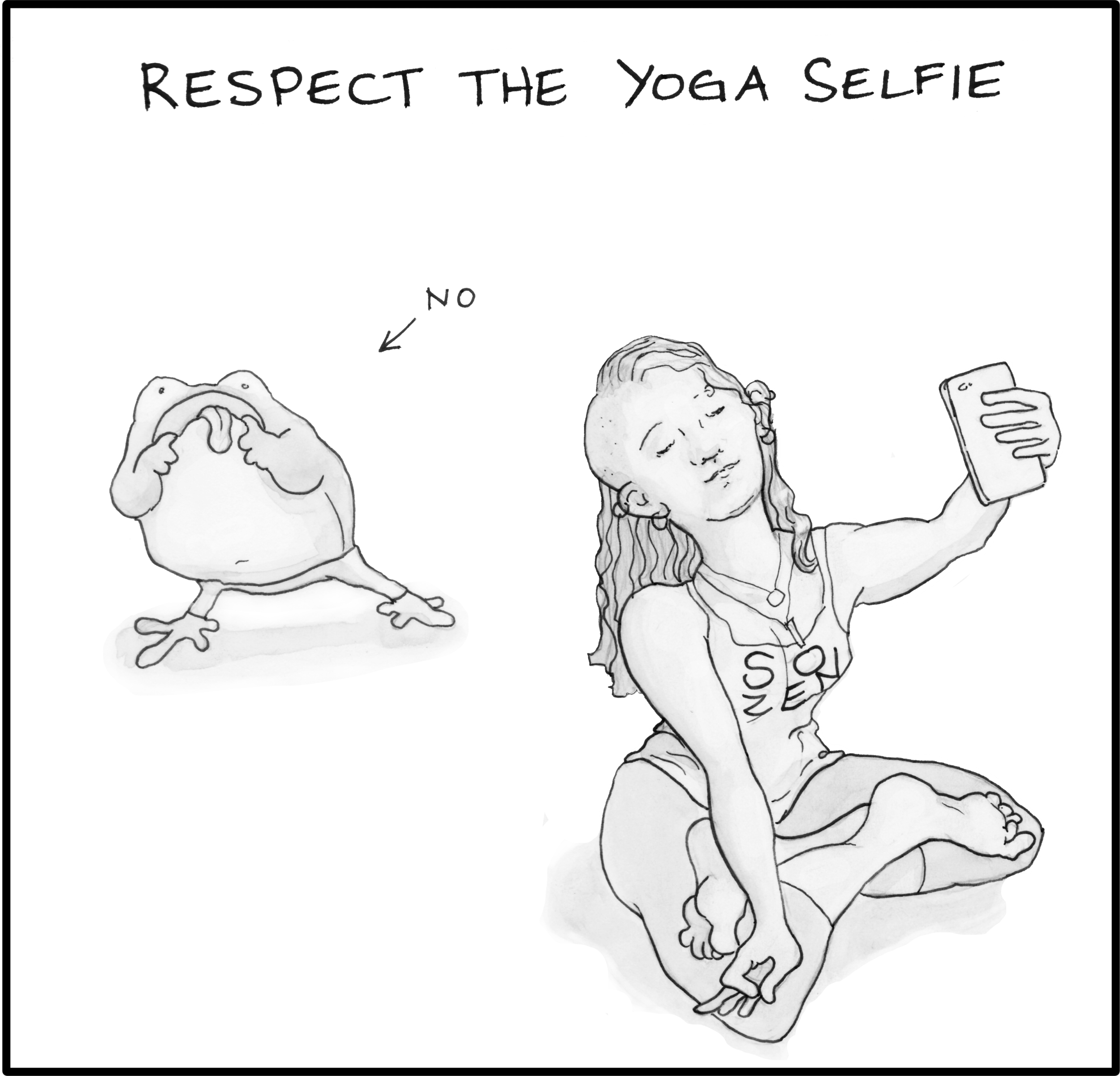 Respect the Yoga Selfie 1.png