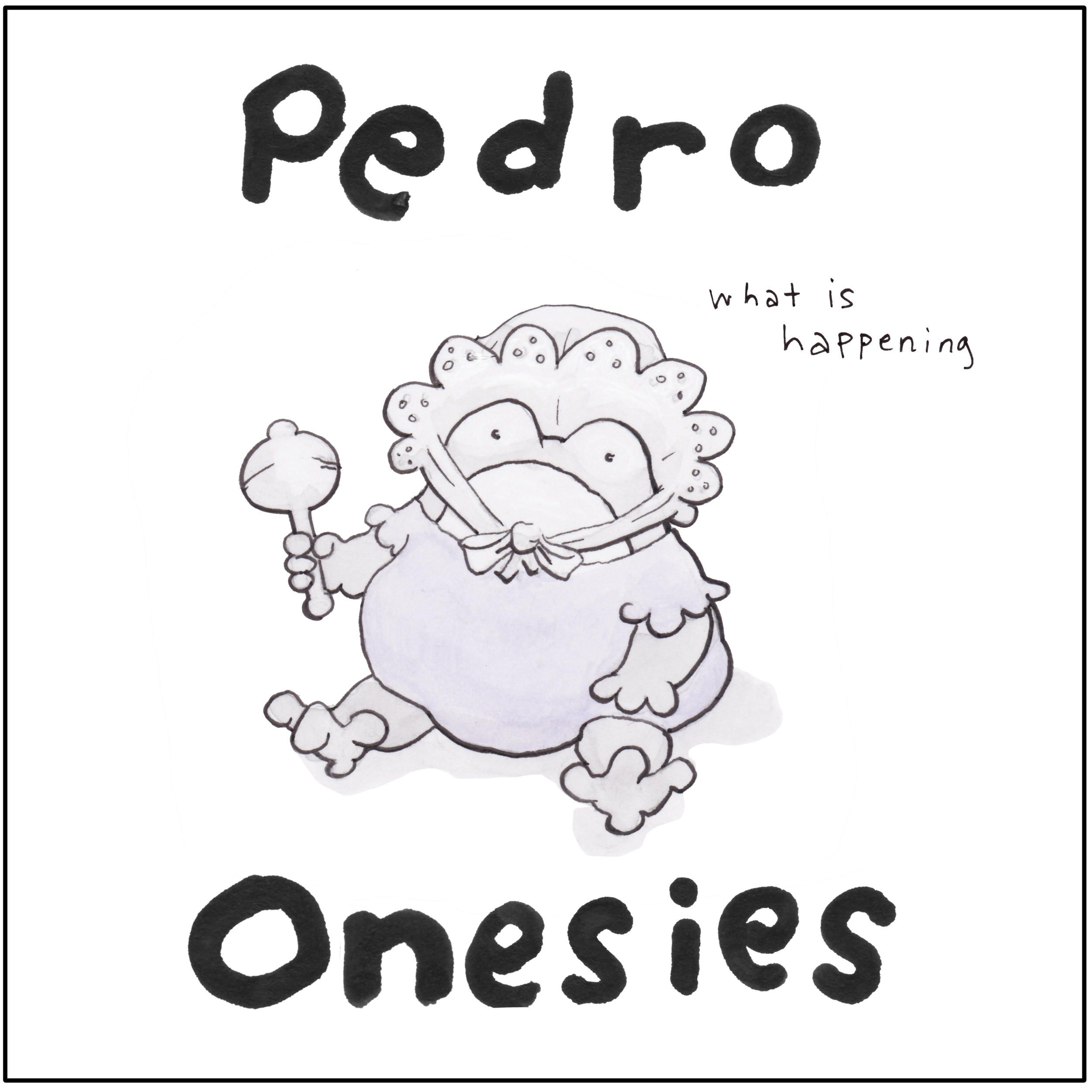 Pedro Onesies Button 3.png